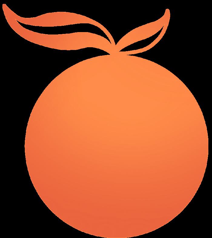 Gernene's Tangerine Logo