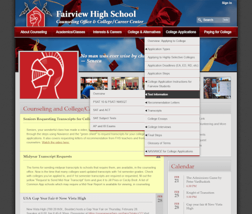 Counseling Site